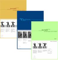 Langform Yang-Stil Bilderbücher Teil 1, 2, 3 Andreas W Friedrich