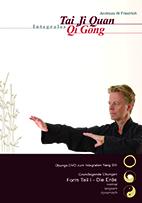 DVD Tai Ji Langform Yang-Stil Andreas W Friedrich Teil I Teil II Teil III