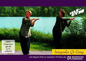 DVD Integrales Qi Gong TeleGym 22 Andreas W Friedrich Lebensenergie für den Alltag