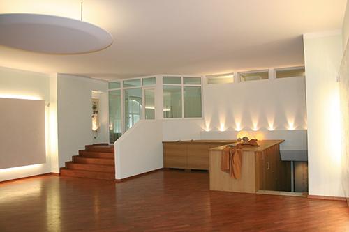 Der Unterrichtsraum DAO in der Sendlinger Str. 21 in 80331 München